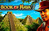 Book of Maya новая игра Вулкан