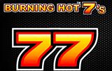 Burning Hot 7's новая игра Вулкан