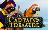 Captain's Treasure играть в казино Вулкан