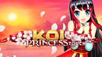 Принцесса Кои: игровой аппарат от NetEnt